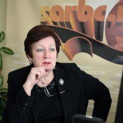 Лариса Твердохлеб